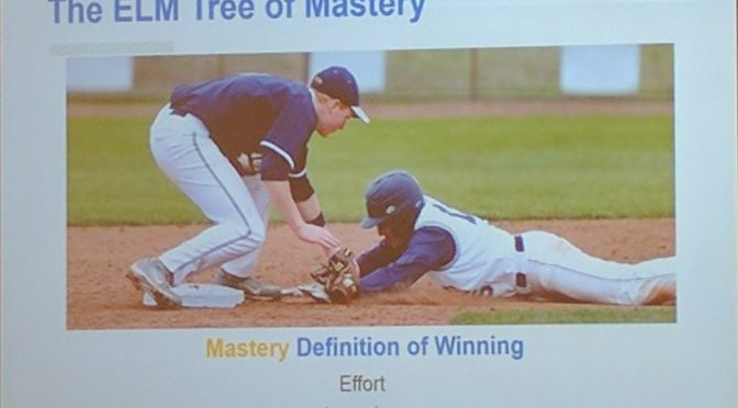 The Easy Slide From Discipline
